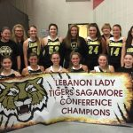 Congratulations to Lady Tigers Varsity Basketball Team: Sagamore Conference Champions!