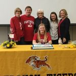 Congratulations Allison Goodwin: Signed to Play Golf @ Hanover