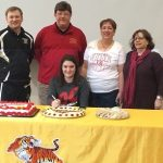 Congratulations Senior Megan Stuteville: Signed to Play Tennis at Otterbein University