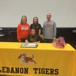 Congratulations Courtney Maher; Signed To Play Soccer At Anderson University