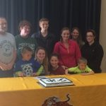 Congratulations Mariah Alllen: Signed to play Soccer at Chicago State University