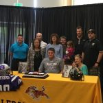 Congratulations Greg Martin Signed to play Football at Bluffton University