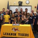 Congratulations Peyton Terrill: Signed to play Basketball at Franklin University
