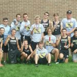 LHS Boys Cross Country Team Finishes 1st place at Sheridan Invite!