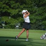 Lebanon High School Girls Varsity Golf beat University High School 173-258
