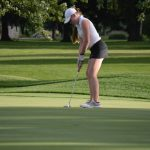 Lebanon High School Girls Varsity Golf beat Hamilton Heights High School 167-187