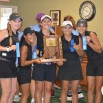 Good Luck to the Lady Tigers Golf Team in Regional Tournament Play Saturday