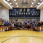 Lady Tigers Volleyball Host Cystic Fibrosis Night