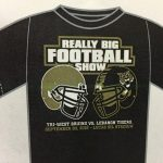 ORDER YOUR LUCAS OIL FOOTBALL TEE-SHIRT IN THE LHS ATHLETIC OFFICE