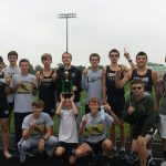 Lebanon High School Boys Varsity Cross Country finishes 1st place