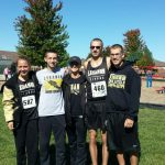 LHS Cross Country Qualifies Four for Regionals!