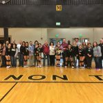 LHS Volleyball Sends Seniors off with a Victory!
