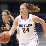 LHS Lady Tiger Basketball Grad Kristen Spolyar Named BIG EAST Freshman of the Week!