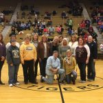 Welcome Back Former Boone County Lady Basketball Players