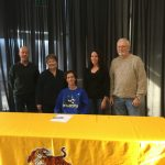 Congratulations Carson Riddle Signs to play Soccer at Culver-Stockton