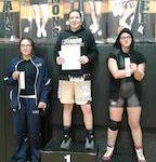 Congratulations LHS Wrestler Alexis Bernal: North Region Wrestling Champion; Advances to State Finals