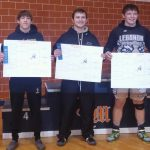 4 LHS WRESTLERS REGIONAL CHAMPIONS; 5 MOVE ON TO SEMI-STATE!