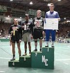 Congrats Wrestler Evan Stambaugh: Semi-State Runner-up