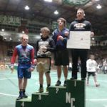 Congrats Wrestler Jacob McClaine: 3rd place finish Semi-States