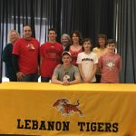 Congratulations Evan Jones signed with Wabash College to Play Football