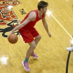 Congratulations Trevor Lakes! 19 pts. Hoosier Magazine North/South Indiana Basketball All-Star Game.