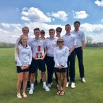 Lebanon Tigers Boys Golf Finish 2nd at Twin Bridges Danville Tournament: Lucas Beck 69 Medalist