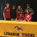 Congratulations to David Nastav: Signed to play Baseball at Rose-Hulman!