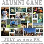 Register Now for 2017 LHS Women's Soccer Alumni Game! July 29th 6 p.m.