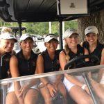 Lebanon High School Girls Varsity Golf beat Tipton High School 163-185