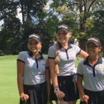Lebanon High School Girls Varsity Golf beat Tri-West High School 189-196