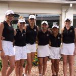 Lebanon High School Girls Varsity Golf finishes 3rd place