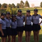 Lebanon High School Girls Varsity Golf finishes 2nd place