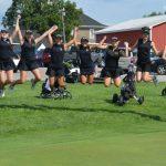 Lebanon High School Girls Varsity Golf finishes 1st place