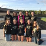 Lebnaon Girls Cross Country Finish 3rd in Charger Classic
