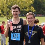 Eagle Creek Classic Boys Cross Country Results