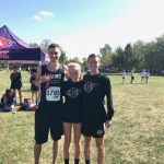Congrats to Cross Country Runners Robby Muse Myers, Alex Brummett & Emerson Haines