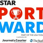 Congratulations LHS Football Player Jaylen Washington: Named Indy Star Athlete of the Month