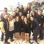 Girls Varsity Swim and Dive finishes 2nd place at Sectionals @ ZIONSVILLE COMMUNITY HIGH SCH