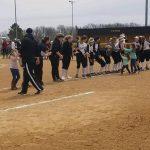 Girls Varsity Softball falls to McCutcheon 5 – 3