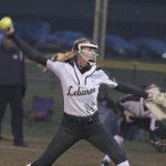 Girls Varsity Softball beats Crawfordsville  7 – 0