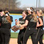 Girls Varsity Softball beats North Montgomery 21 – 0