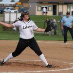 Girls Varsity Softball beats North Montgomery 10 – 0