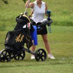 Girls Varsity Golf beats McCutcheon 198 – 204