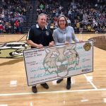 Lebanon Sports Boosters Association Donates $10,450.00 to LHS Athletic Teams
