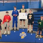 Wrestling Sectional Results: Special Congrats to Champion Cameron Toole!