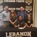 Congrats Austin Orr: Signed to Swim at Anderson University.