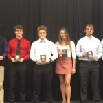Congrats to LHS Winter Athletes 1st Team All Sagamore Conference Members