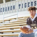 LHS Senior Cam Johnson Signing to Play Football at Franklin College Wed,, May 8th
