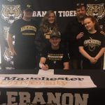 Congrats Ryan Nastav Signed to play Baseball at Manchester University