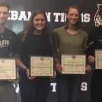 Congrats LSBA April & May Athletes of the Month: Jonathan Moore, Courtney Welborn, Murphy Adams, Garrett Harker